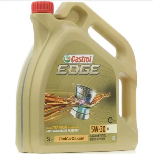 Castrol edge 5w 30 ll